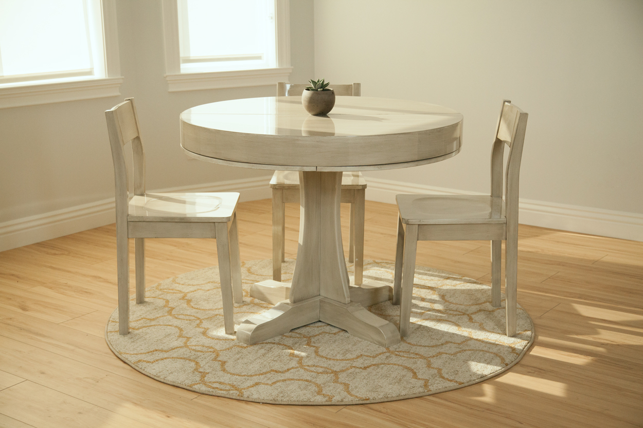Small Game Table And Chairs The Luna