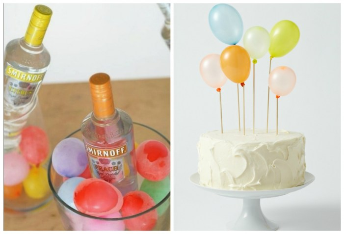 Water Balloons Decorations