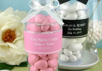 Personalized Wedding Favors Beau Coup