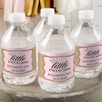 Personalized Baby Shower Water Bottle Labels, Themed Baby ...