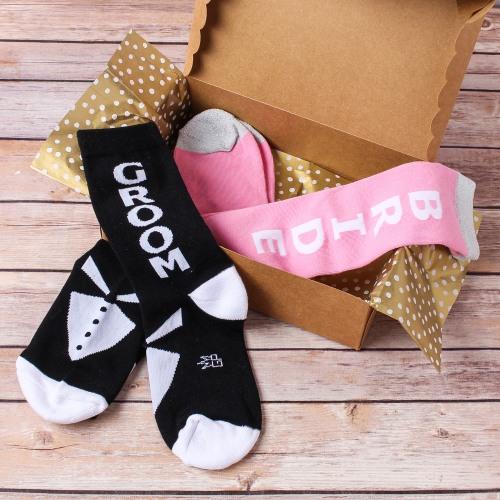 Bridal Socks Wedding Party Knee Socks Bride Socks Bridal Party Socks Bridal Party Sock