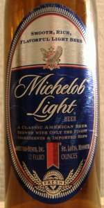 michelob light anheuser busch