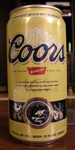 coors banquet coors brewing company