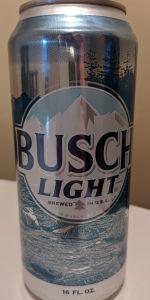 busch light anheuser busch beeradvocate