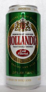 Hollandia (2.8%) Swinkels Family Brewers BeerAdvocate