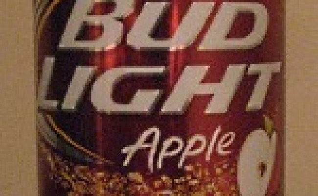 Bud Light Apple Anheuser Busch Beeradvocate