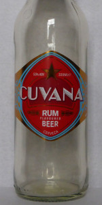 Cuvana (Rum-flavoured Beer) SHS Drinks BeerAdvocate