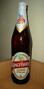 Kingfisher Premium Lager United Breweries - UB Group BeerAdvocate
