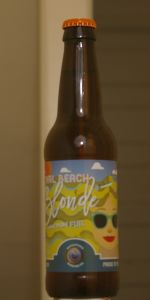 Oval Beach Blonde Ale  Saugatuck Brewing Company