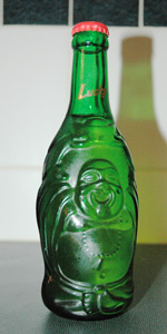Lucky Buddha Enlightened Beer The Lucky Drink Company BeerAdvocate