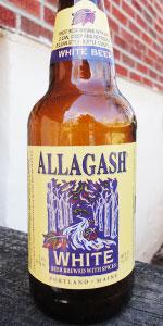 white allagash brewing company