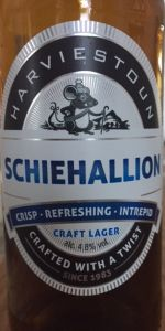 Schiehallion Harviestoun Brewery Ltd. BeerAdvocate