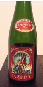 red chair nwpa clone office blanket beer reviews most recent beeradvocate la sirene farmhouse
