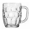 Dimpled Mug Glass pohár