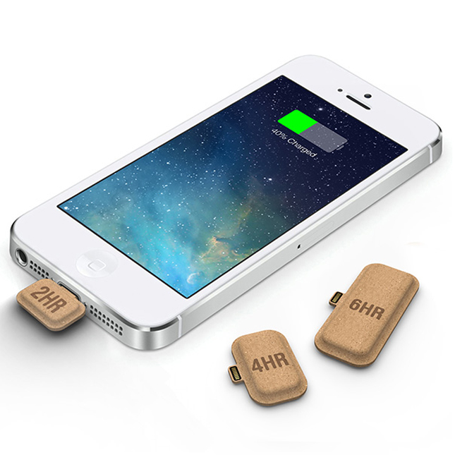 Checkout These Tiny Charger Batteries, You Can Carry Them Anywhere