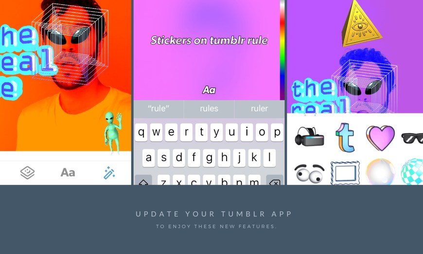 Update Your Tumblr App To Enjoy These New Features_f