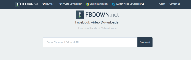 how to download facebook video free