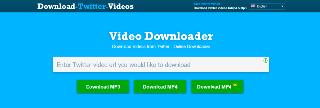 how to download twitter video free