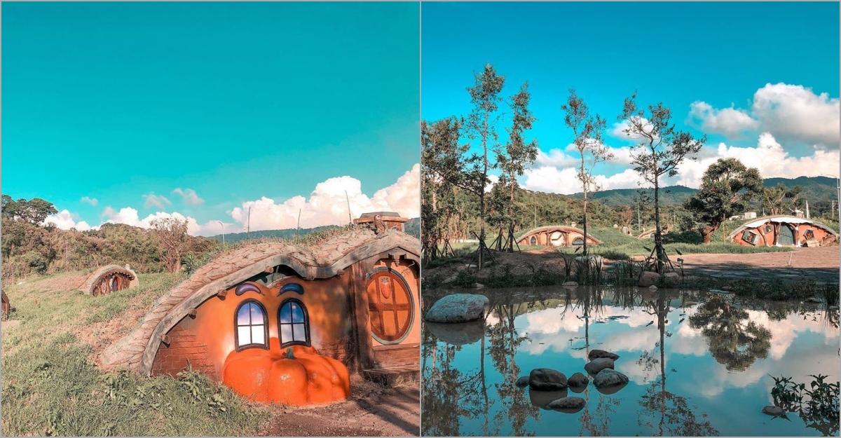 苗栗最新景點「綠意山莊」。除了童話小鎮、日本鳥居。還有豪華露營體驗! | Bella.tw儂儂