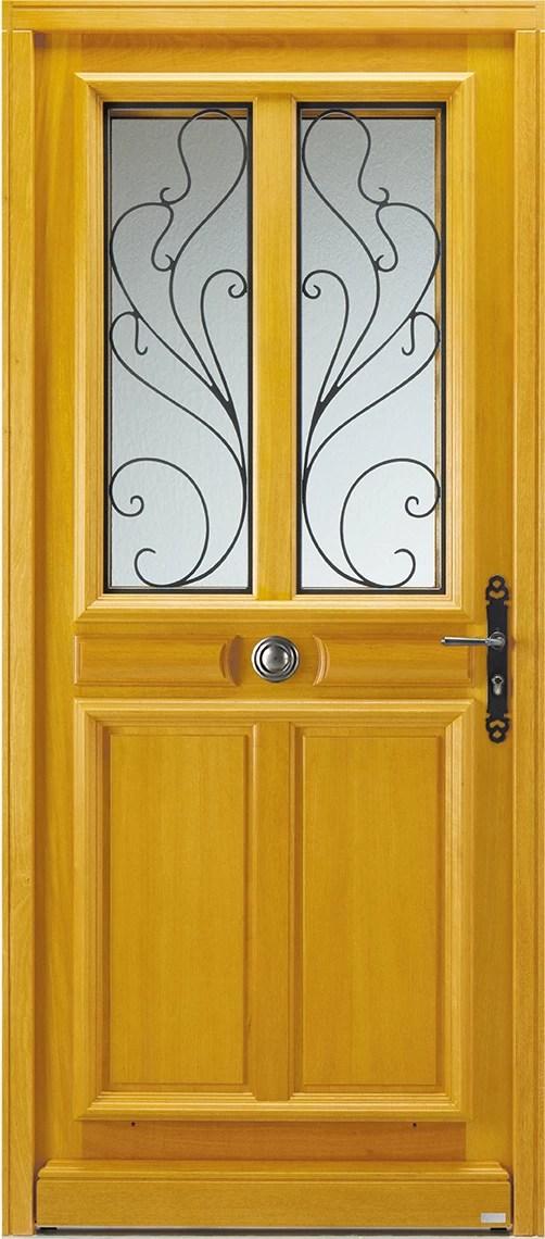 porte d entree bois portes bel m