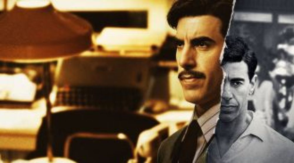 Best Netflix Miniseries - The Spy