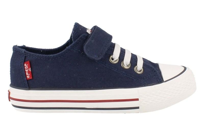 Levi's Sneaker Laag Jongens - Blauw
