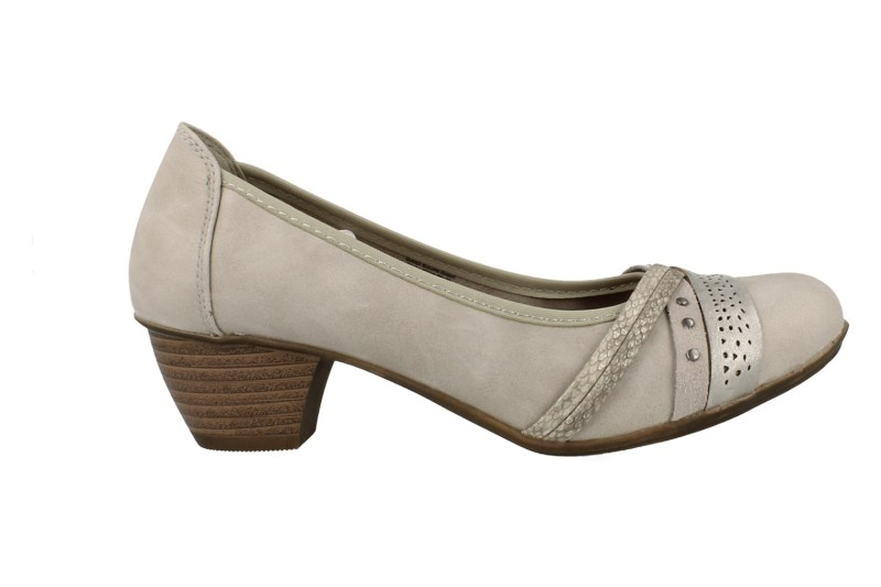 Jane Klain Pump Dames - Grijs