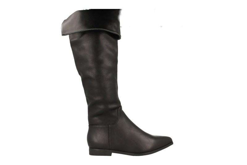 Mode-Mania Laars Dames - Zwart