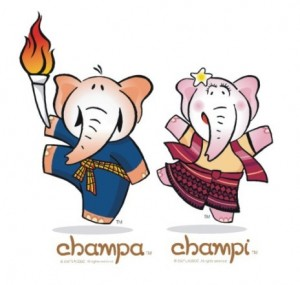 Ms. Champee dan Mr. Champa