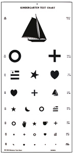 Symbol Tests / Illiterate Tests: Bernell Corporation