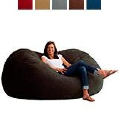 Xl Bean Bag Chairs Kitchen Set Of 4 Best For Adults And Kids Reviews On Bestadvisor Com Big Joe Black Onyx Chair