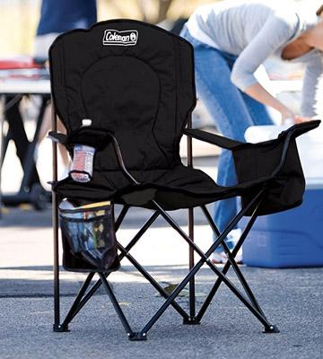heavy duty aluminum sports chair office casters for wood floors 5 best camping chairs reviews of 2018 - bestadvisor.com