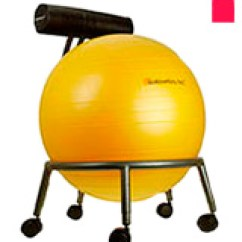 Ball Chairs Silk Upholstered Chair 5 Best Balance Reviews Of 2018 Bestadvisor Com Isokinetics Inc Adjustable Fitness