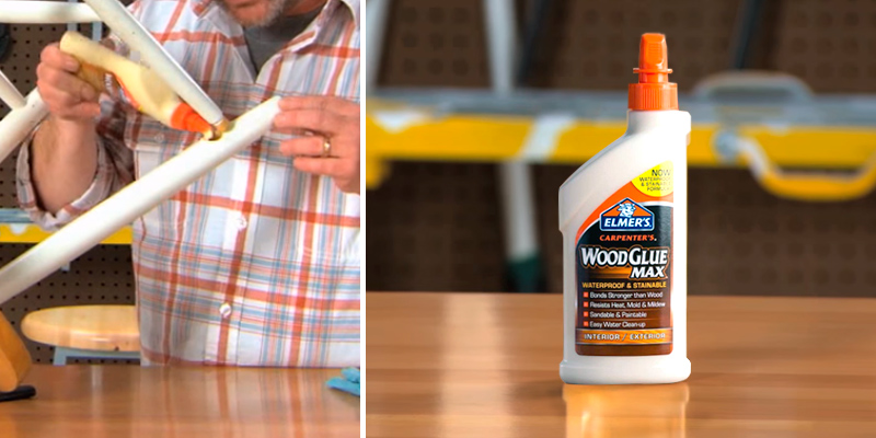 Stainable Wood Glue