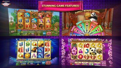 espace casino Slot