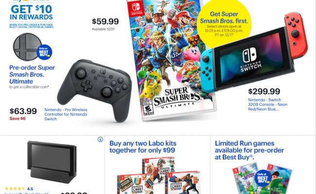 Best Buy Cyber Monday 2019 Ad Deals Sales