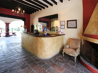 Hotel Casa Colonial Catedral Cuernavaca In Cuernavaca Mexico