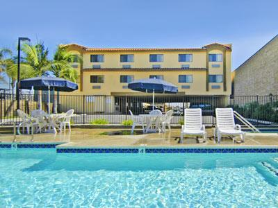 Best Western Los Alamitos Inn And Suites In Palm Springs