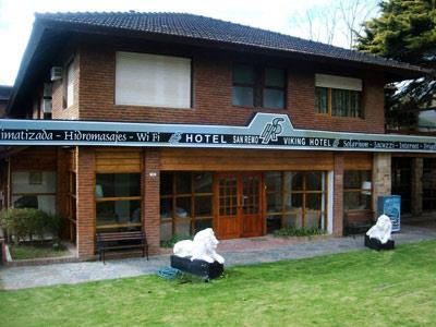 San Remo Viking Hotel In Pinamar Argentina Pinamar Hotel