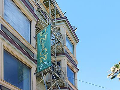 Union Hotel In San Francisco United States San Francisco