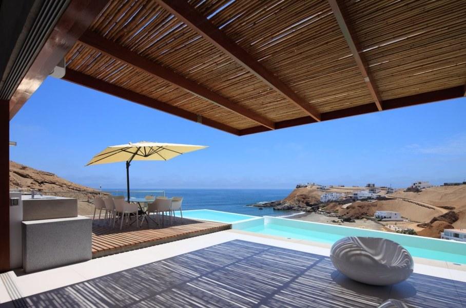 scandinavian living room design modern colors 2018 panoramic ocean-view beach house