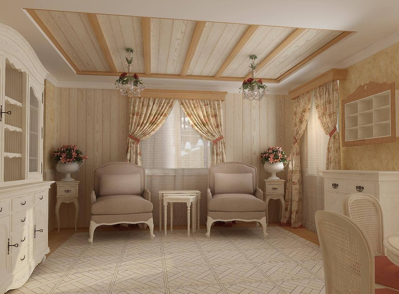 Retro Living Room Design Ideas
