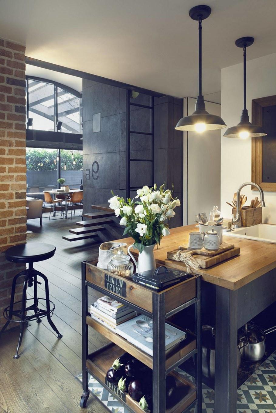 ideas for modern living room curtains furniture small rooms attic apartment by dimitar karanikolov