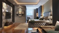 Bedroom in the modern style: design ideas