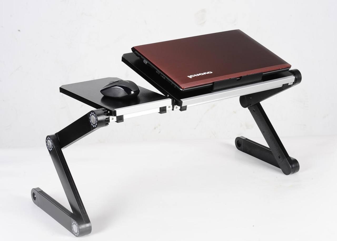 The best laptop desk  comfort and convenience