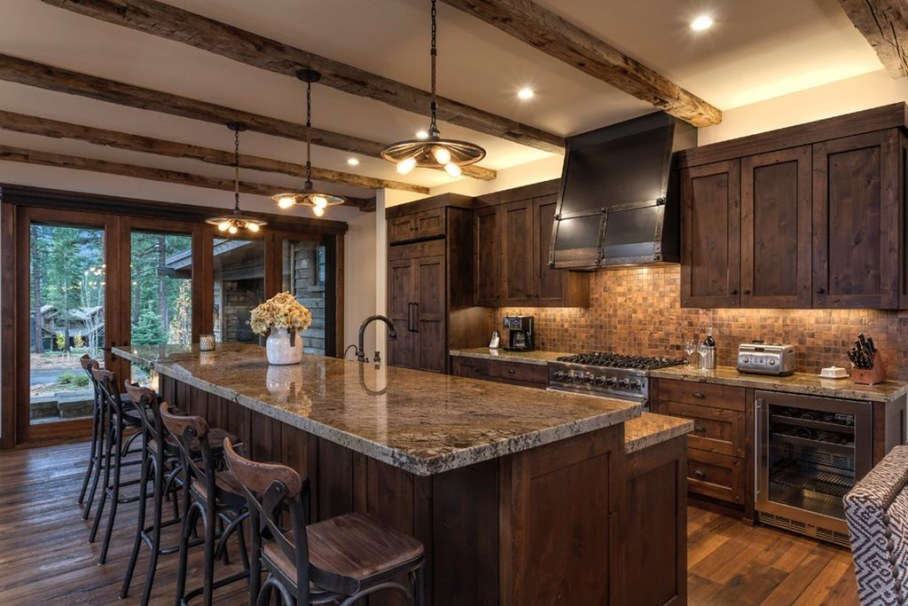 best kitchen islands cabinet refinishing cost country-styled kitchen: special aspects of decoration