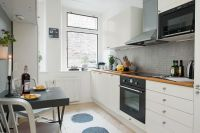 Scandinavian-style kitchen design: useful ideas, rules and ...