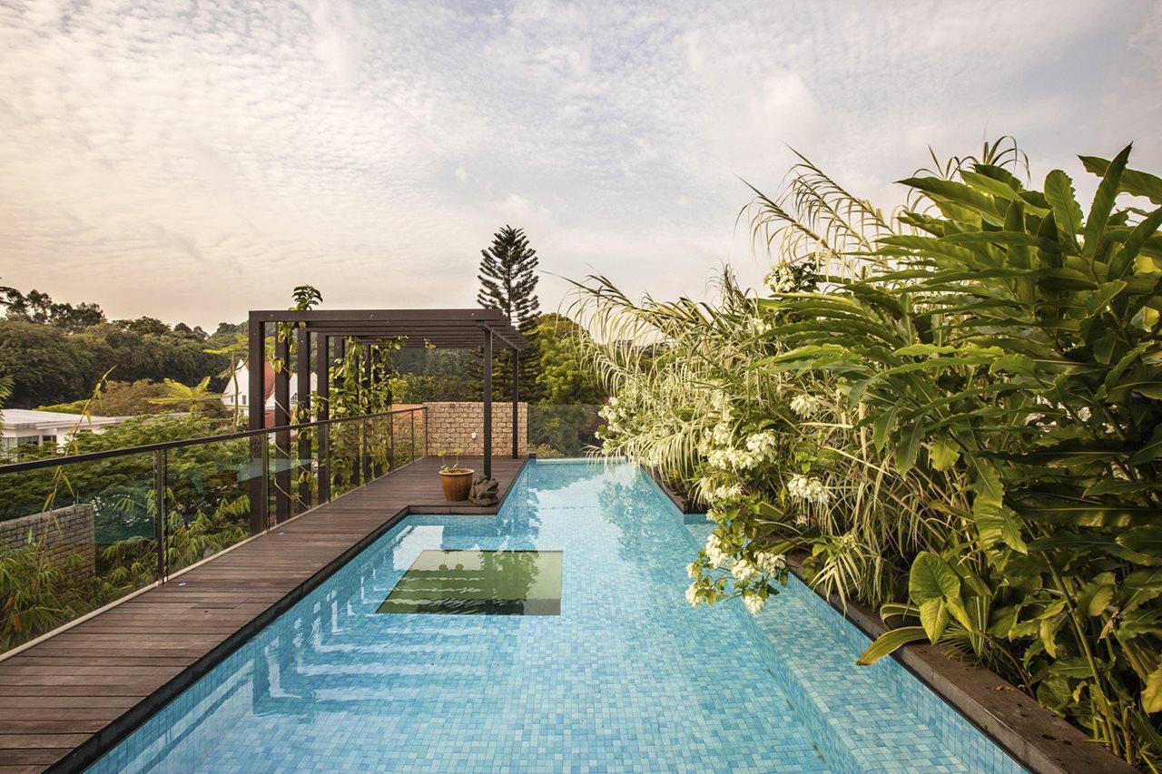 Private Residential Project Tans Garden Villa