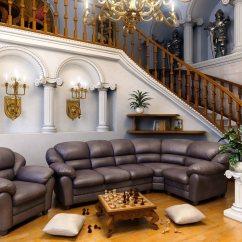 Scandinavian Living Room Furniture Traditional Design Romanesque Style Interior Ideas