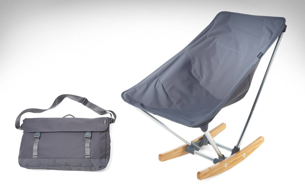 Folding Rocking Chair In A Bag Portable Rocking Chair Quotevrgrn Quot